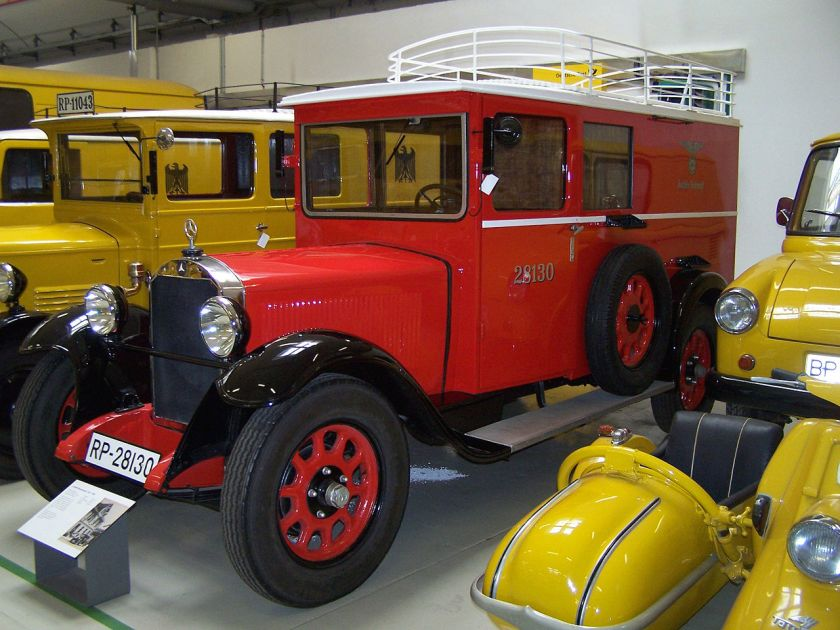 Daimler-Benz L 1000 W37 Heusenstamm