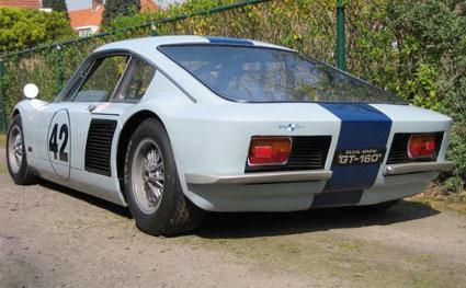 Elva GT160 - chassis #70 GT3