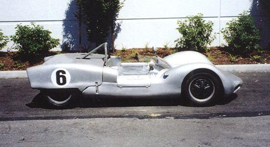 Elva Mk.6 1300cc Alfa