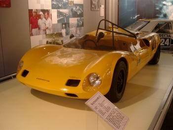 Elva Porsche Mk 7 P Nurburg12
