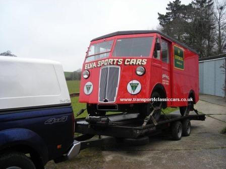 Elva Team Morris Commercial 1