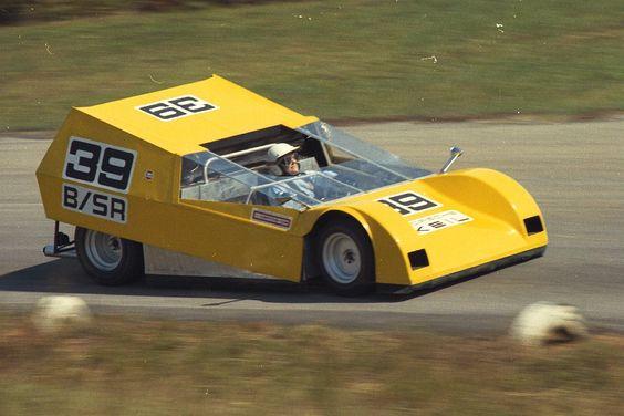 Ike Eichelberger's Elva-Porsche