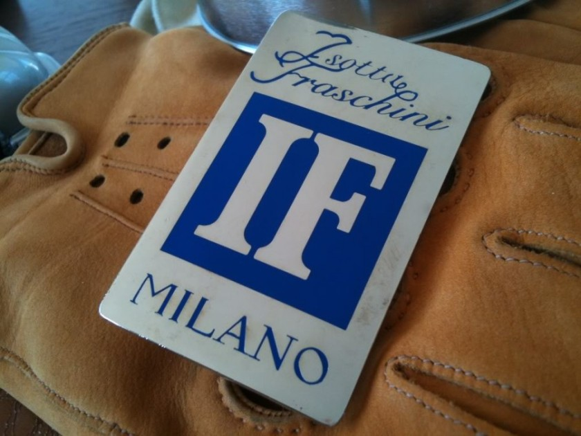 Isotta Fraschini 8 emblem - 1119001