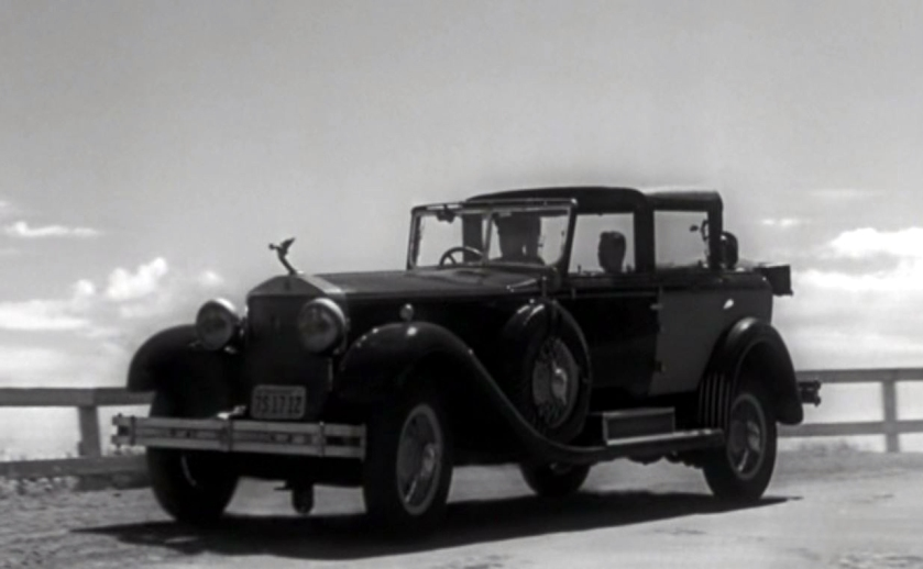 Isotta-Fraschini from the movie Sunset Boulevard