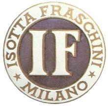 Isotta fraschini Logo h