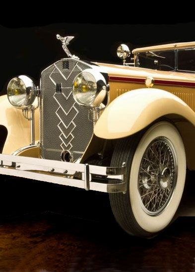Isotta Fraschini Tipo 8 A - maybe with body by Castagna