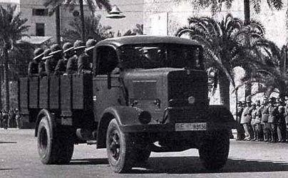 Isotta-Fraschini Trucks