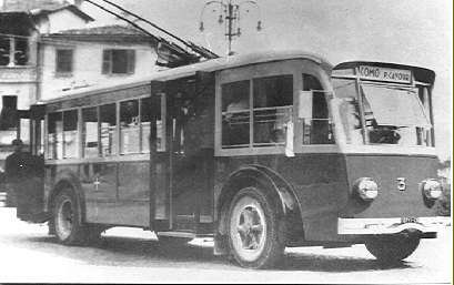 Isotta-Fraschini TS 40F1 Trolley