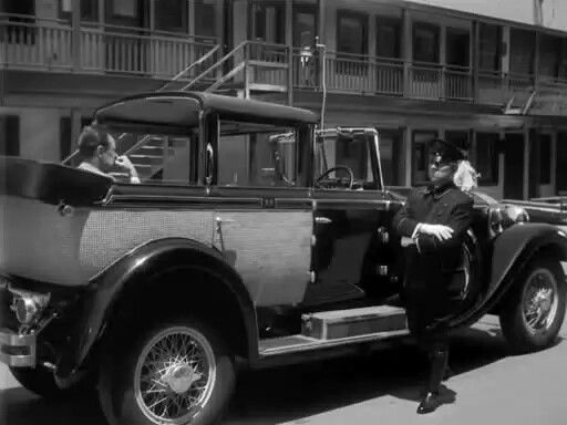 Isotta Fraschini with driver