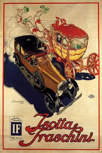 Isotto Fraschini Poster g