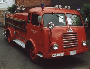 Krupp Feuerwehr alt