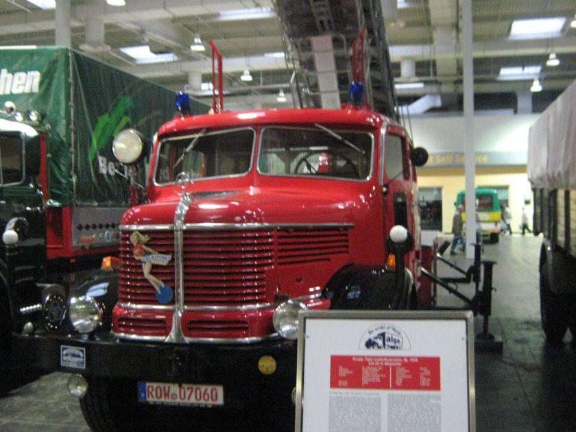 Krupp Feuerwehr