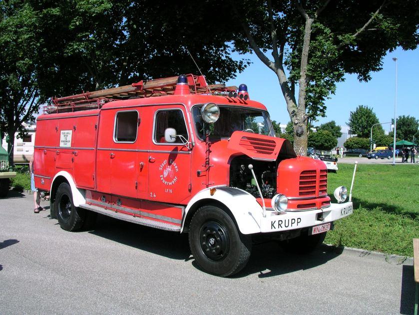 Krupp Firebrigade