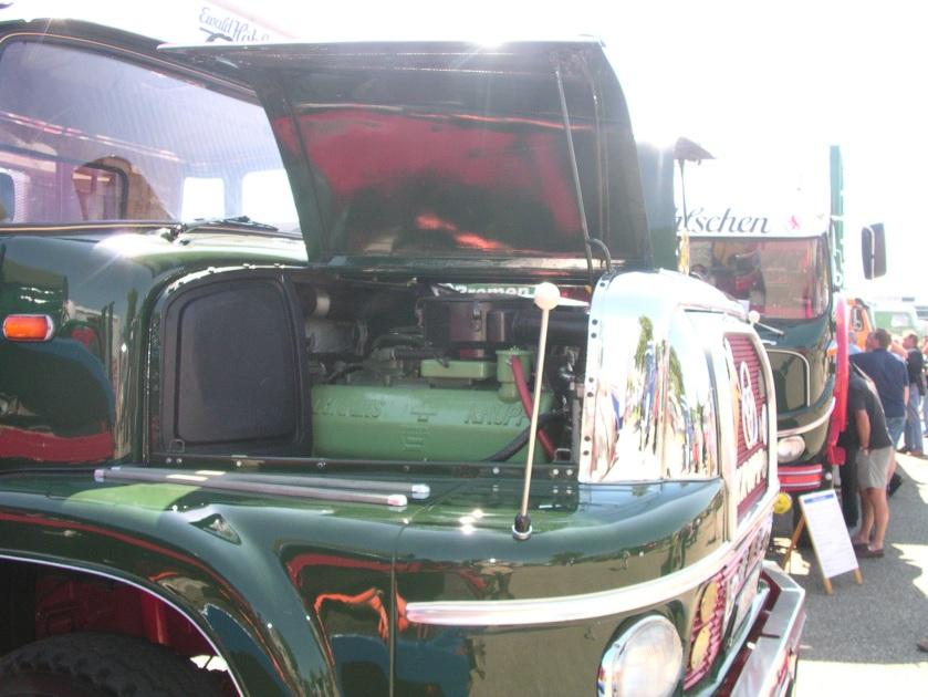 Krupp Hauber Motor l