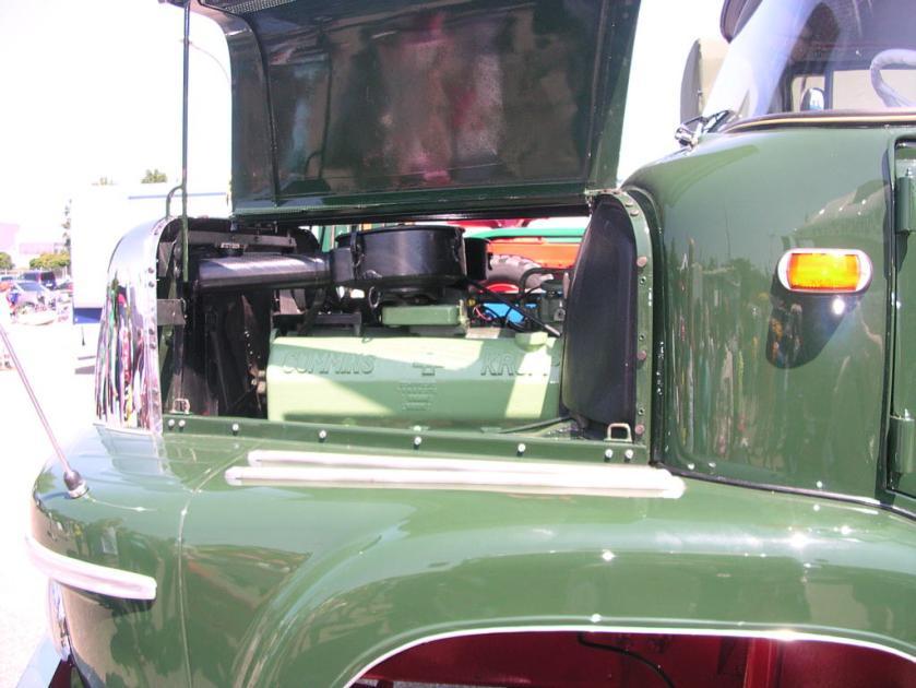 Krupp Hauber Motor r