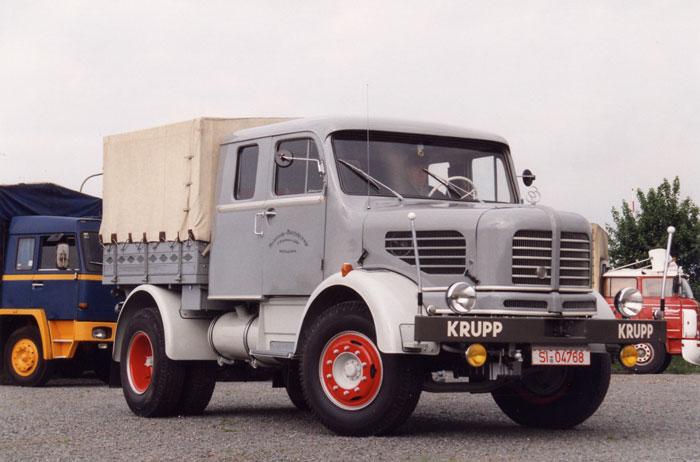 Krupp L 701 von Theo Eichenauer aus Freudenberg.