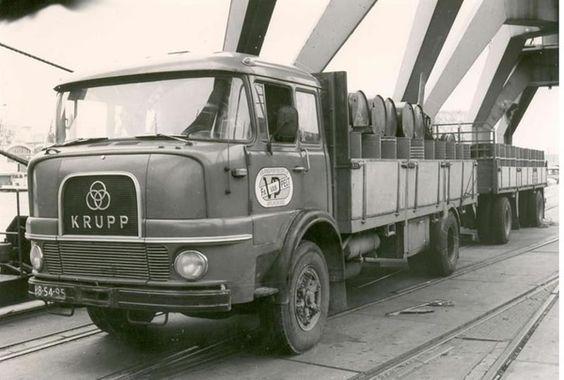 Krupp laster