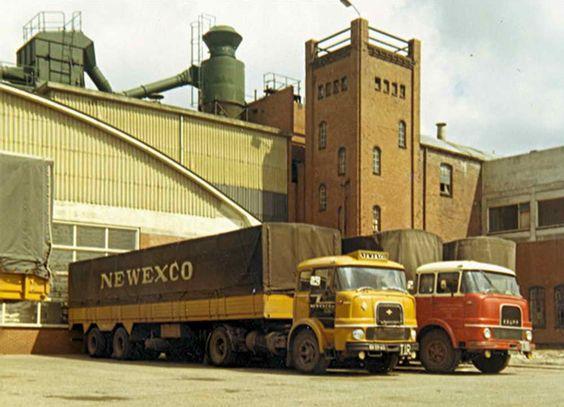 Krupp LF - Transportbedrijf Newexco Winschoten, Holland.