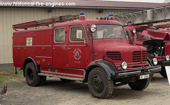 Krupp Südwerke LF45