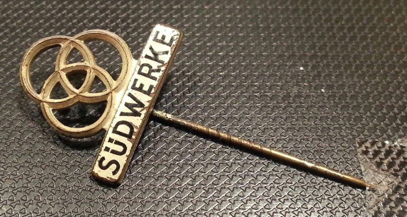 Krupp Südwerke speld