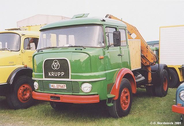Krupp SF 960 Sattelschlepper 667