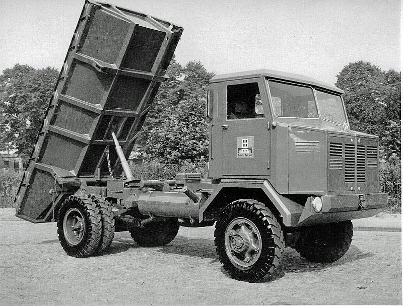 Krupp-Sudwerke Drache Dump 4x4