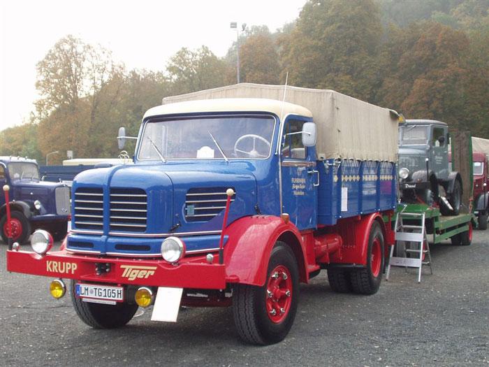 Krupp Tiger L 100 Tg 5