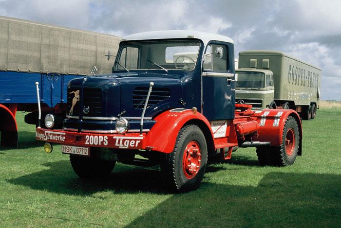 Krupp Tiger S 100 Tg 5