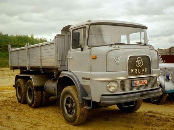 Krupp V8