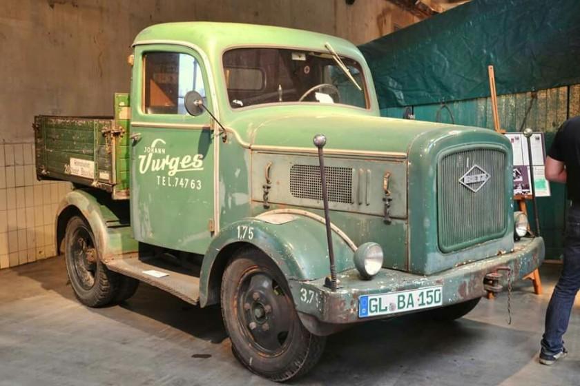 Krupp's von Willi Betz anfaenge historie vragezeichen