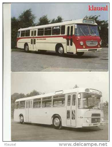 l898 Büssing13RU7H + Krupp O124 2 Busse