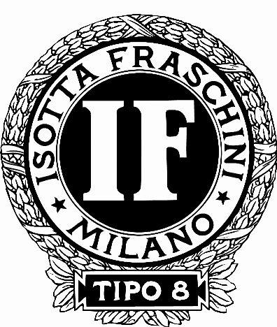 Logo Isotta Fraschini Tipo 8