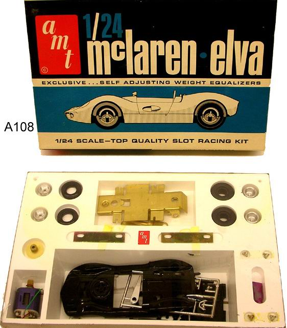 McLaren-Elva kit