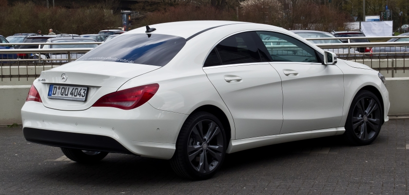 Mercedes Benz CLA 200 (C 117)