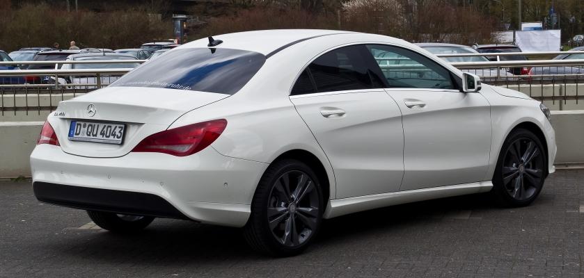 Mercedes Benz CLA 200 (C 117)