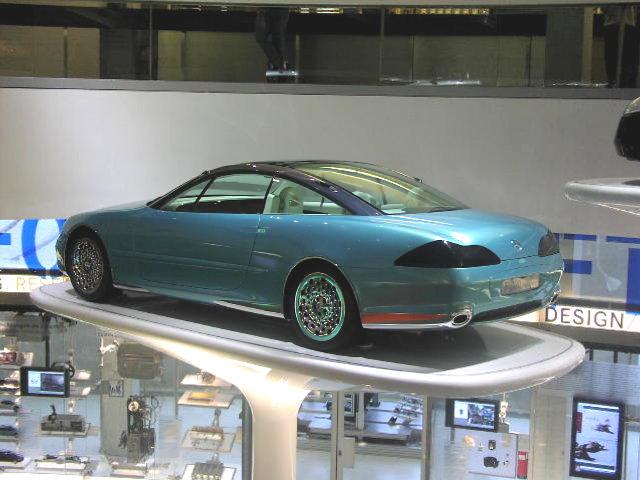 Mercedes Benz F200 Imagination Prototype a