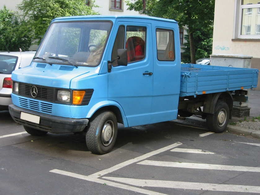 Mercedes Benz T1 Transporter