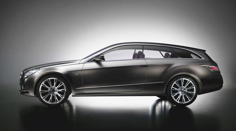 Mercedes Fascination concept – the new E-class coupe