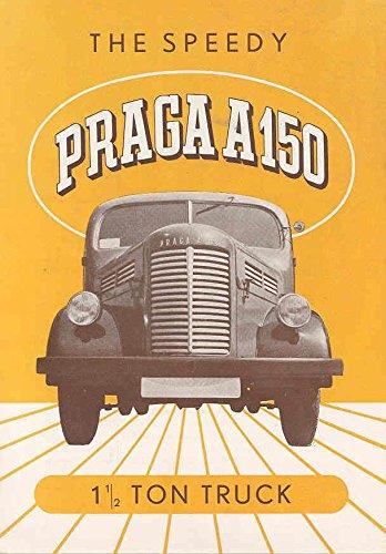 Praga 150 ad