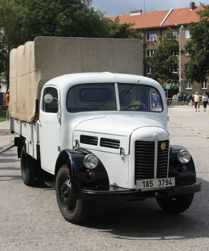 Praga A150 light truck