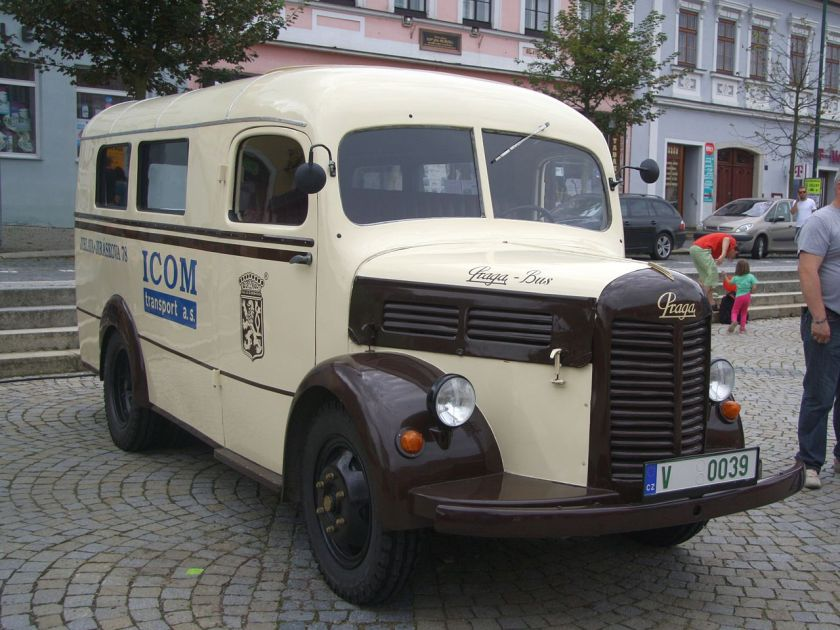 Praga Aero A150