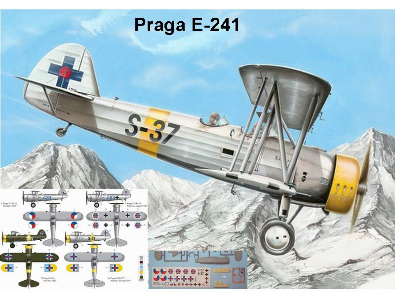Praga E - 241