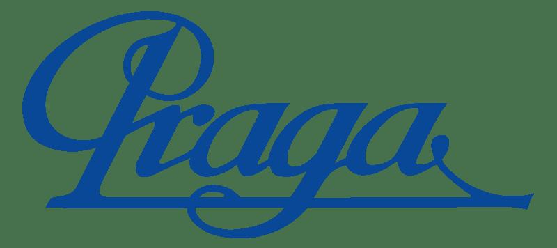 Praga-Logo Blue