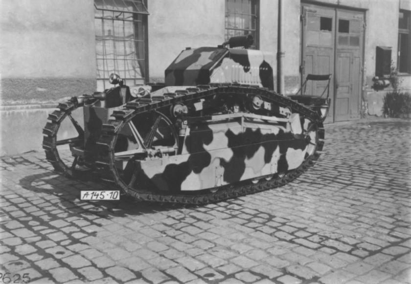 Praga MT - tractor