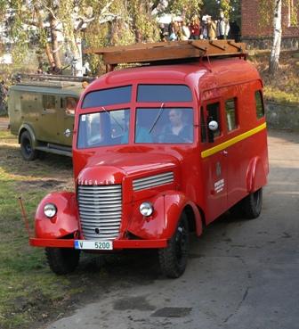 Praga RN bus