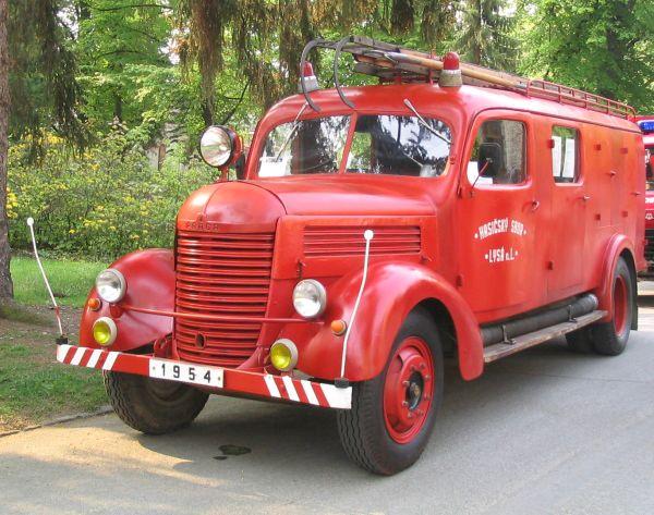 Praga RN typu DV 8