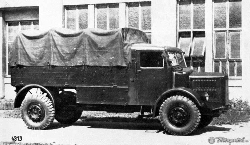 Praga RV 313