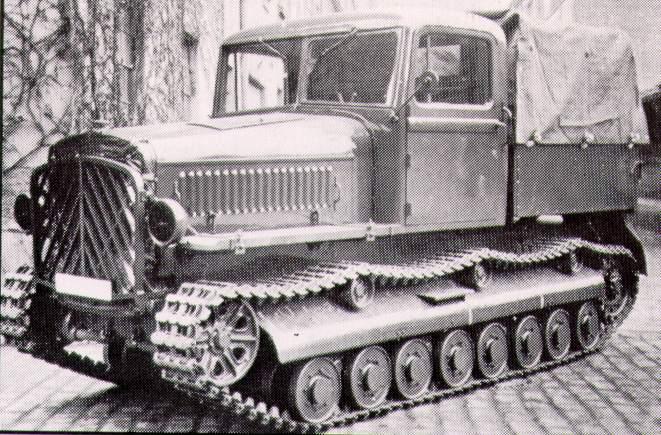 Praga T III - T9