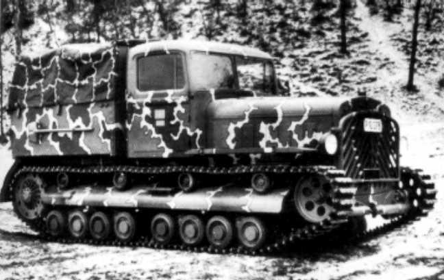 Praga T7