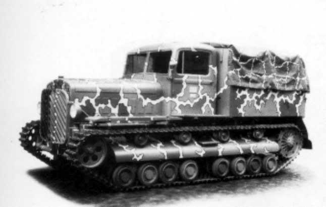 Praga TH7
